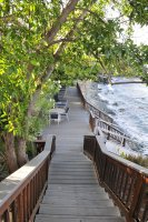 Gallows Point Waterfront Deck