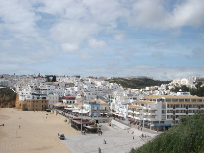 View of Albufeira