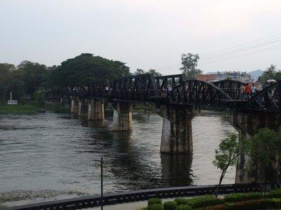 Bridge over the river Kwai
