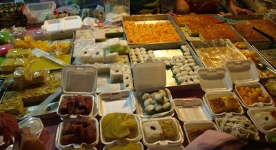 Sweets at the nightmarket