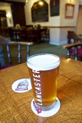 Dunscar Monroe Ale ((Hark To Bounty) Slaidburn