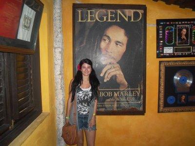 Bob Marley's House - Nine Mile