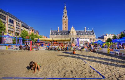 ladeuze square beach volley