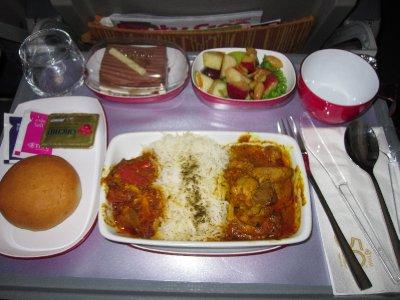 Touchdown in kathmandu carla tracy for Air thai cuisine