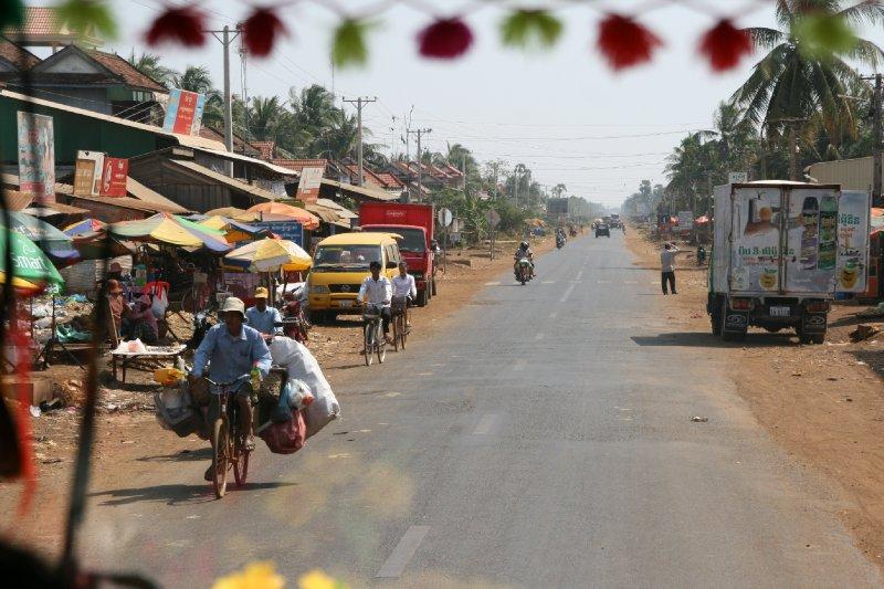 Narrow Roads Through Villages