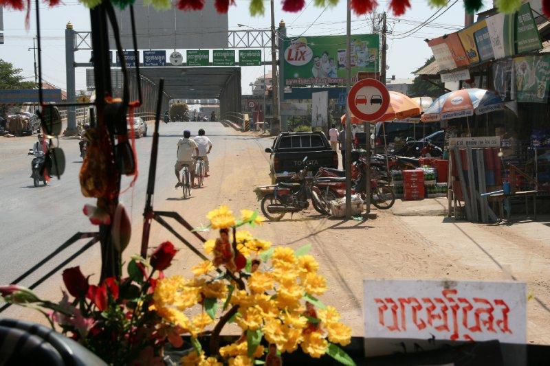 The Final Leg Nearing Phnom Penh