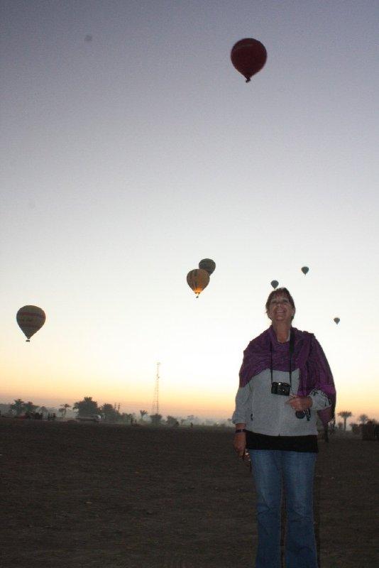 Luxor Balloon Flight