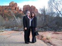 Myself and Sue