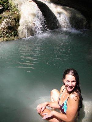 Erawan Falls in Kanchanaburi