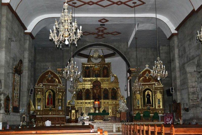 Nagcarlan Church