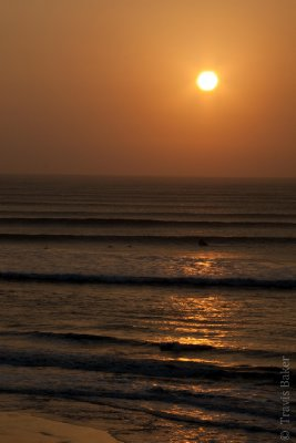 Sunset at Chicama