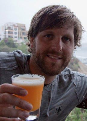 Our Last Pisco Sour....in Peru!