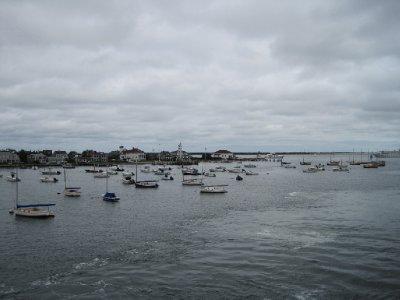 Nantucket Harbour, Massachusetts