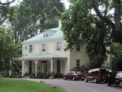 Chamounix Mansion, Philadelphia, Pennsylvania
