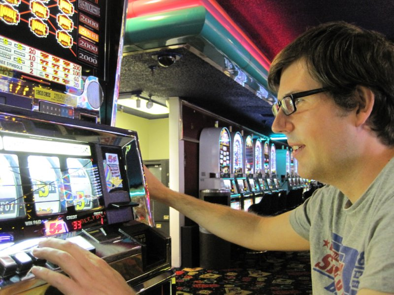 Slot Machine, Circus Circus, Las Vegas