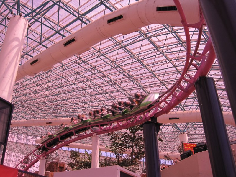 Adventuredome Theme Park, Circus Circus, Las Vegas