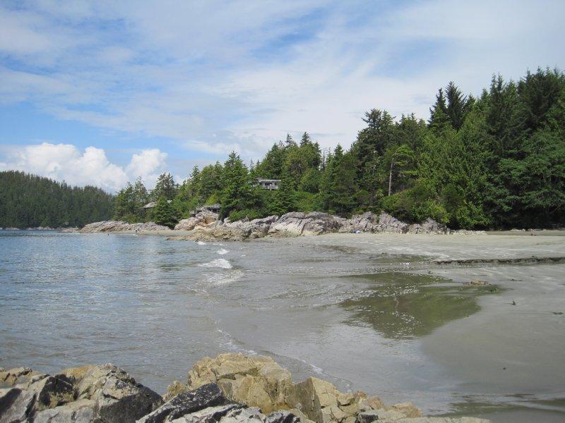 Tonquin Beach, British Columbia