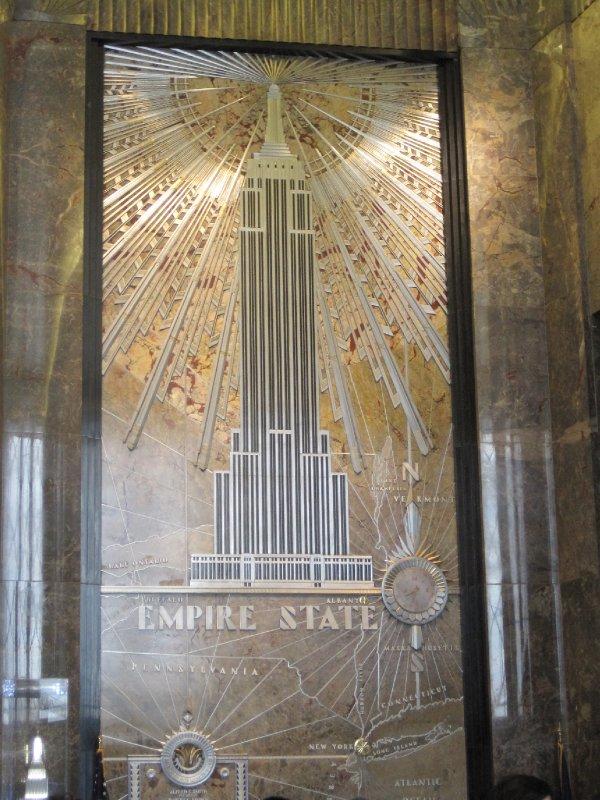 Empire State Building Lobby, New York