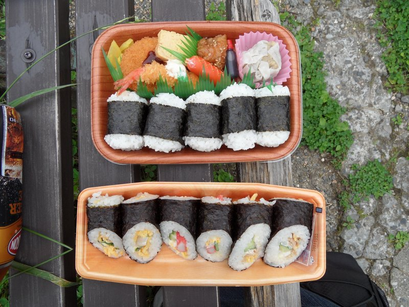 Sushi for Lunch
