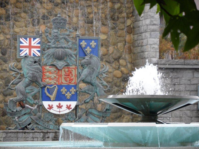 Fountain, Victoria, British Columbia