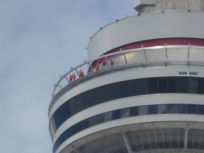 EdgeWalk at the CN Tower, Toronto
