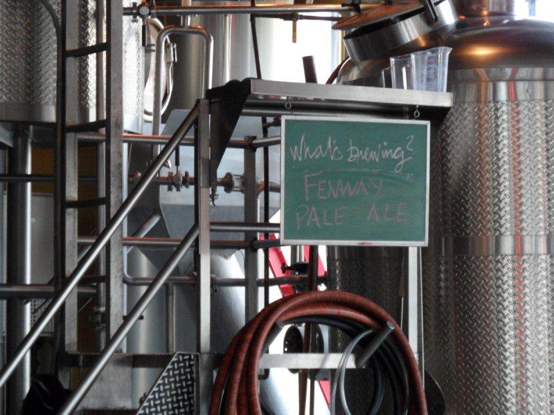 Boston Beer Works, Massachusetts
