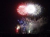 Independence Day Fireworks, San Francisco