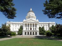 The California State Capitol, Sacramento