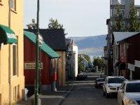 Street in Reykjavik, Iceland