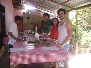 Cooking class,bali cooking, bali food, lovina cooking