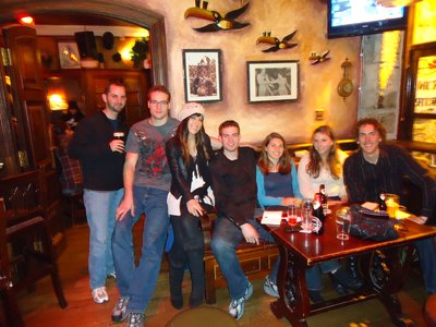 The Galway Crew