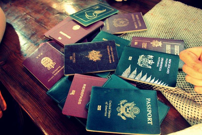 Passport Collaboration