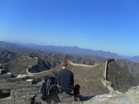 Mutiyanu, Great Wall of China