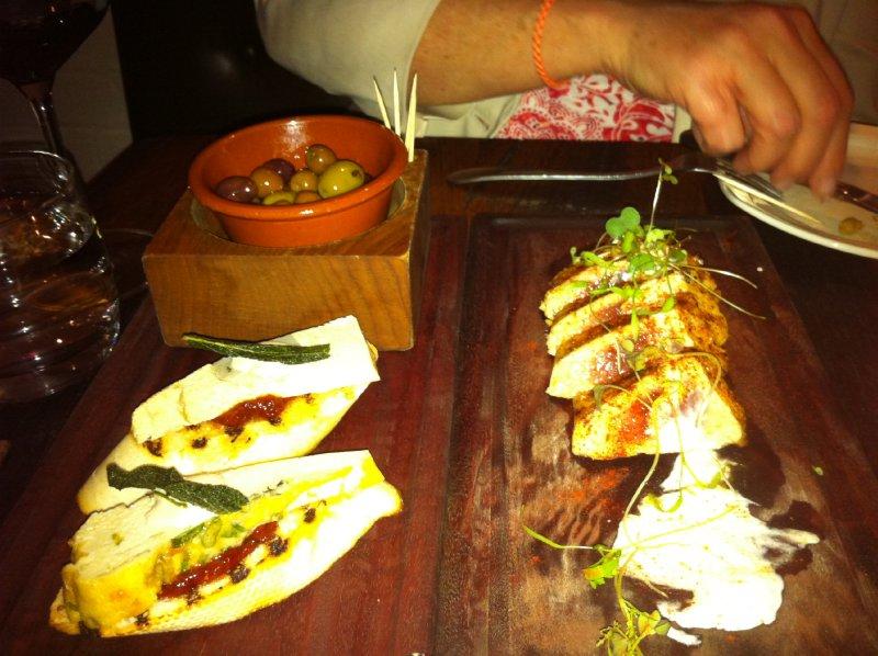 Seared Tuna---yum!