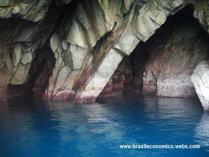 La Gruta Azul, Arraial do Cabo