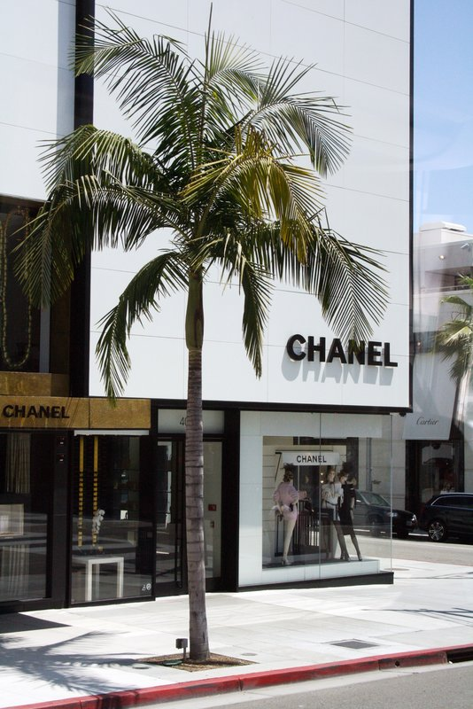 Rodeo Drive, Los Angeles, Beverly Hills