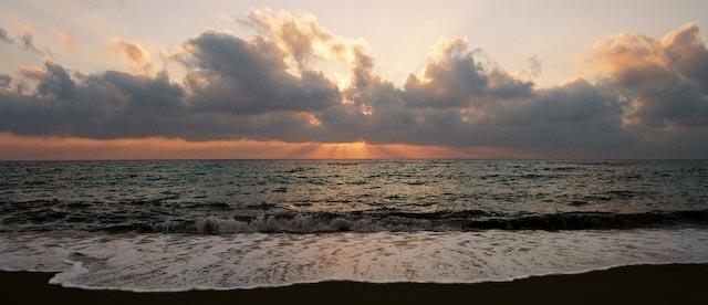 Sunset Atmosferika