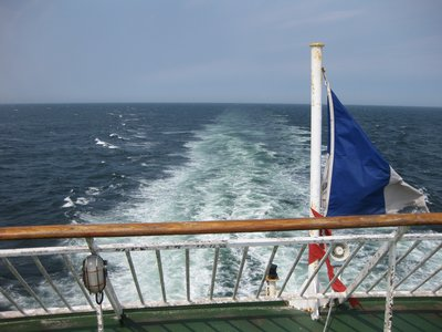 On the way to Dieppe