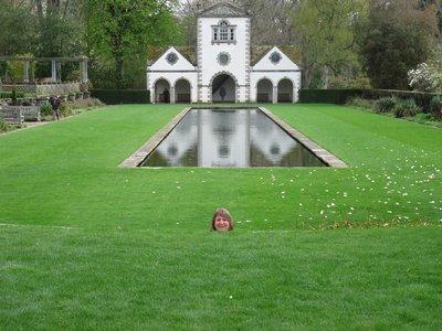 Lisa's Head Shot at Bodnant Gardens