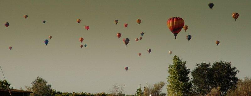 Albuquerque ballon festival