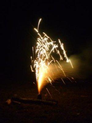 8 - Fireworks