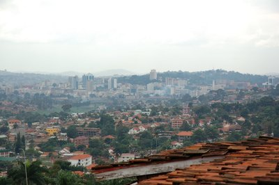 View from Namirembe Hill (Not my photo)