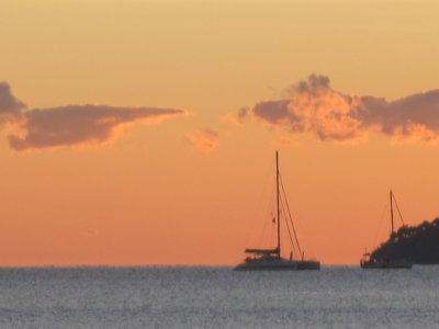 Watching the Sunrise (II)
