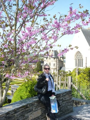 Me at Chateaux de Angers