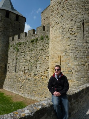 Steve at the Citadel