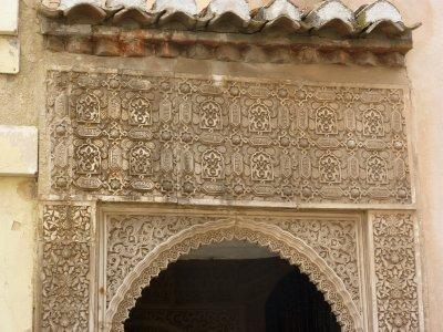 Close up of Doorway