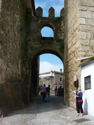 Town picture - Trujillo