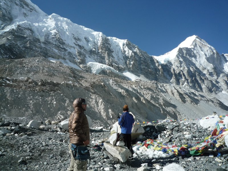 Everest Base Camp February - March, 2011