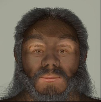An Early Human - Phil