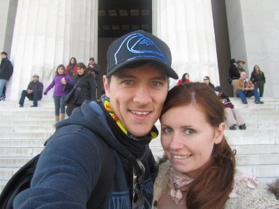 Washington DC - Lincoln Monument